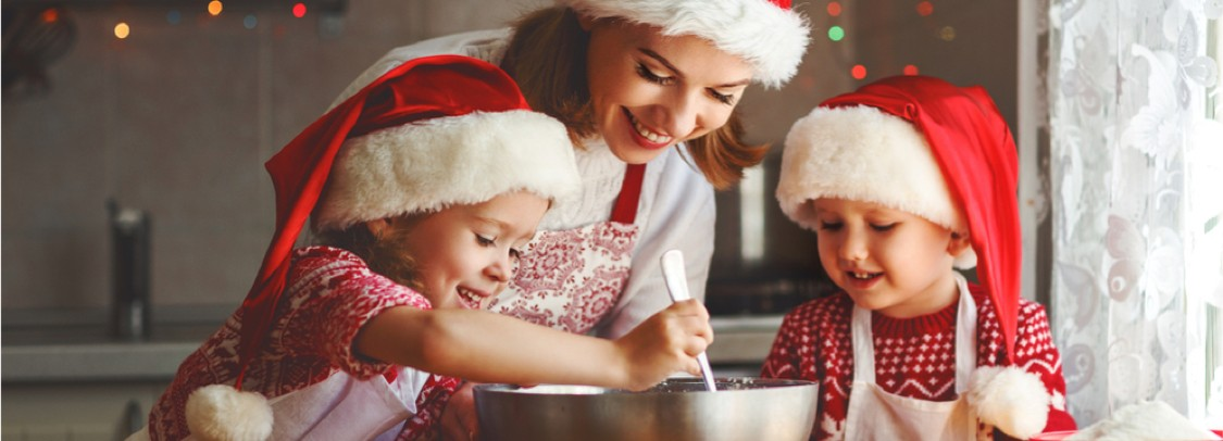 Family Baking - Armstrong